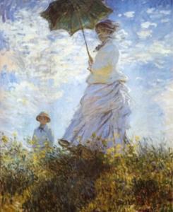 Monet-promenade